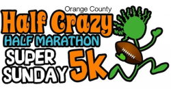 Super Sunday 5K & HALF CRAZY Half Marathon