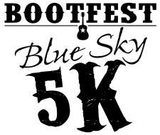 Bootfest Blue Sky 5k