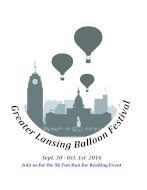 The Greater Lansing Balloon Festival 5K Fun Run for Reading