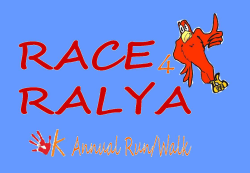 Race for Ralya - Going virtual for 2020!