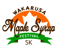 Wakarusa Maple Syrup Festival 5K and 1K Kids Fun Run