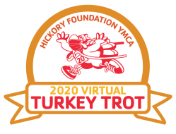 Hickory Foundation YMCA Turkey Trot - VIRTUAL 5K 10K