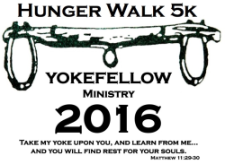 Yokefellow Ministry Hunger Walk and 5k