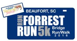 Beaufort Shrimp Festival Run Forrest Run 5K