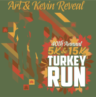 Art and Kevin Reveal Memorial Turkey Run