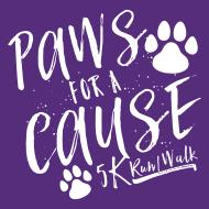 Paws for a Cause 5k Fun Run/Walk
