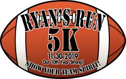 Ryan's Run 5K - Show Your Team Spirit
