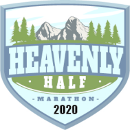 Heavenly Half Marathon Logo