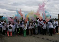 Paw Paw Middle School 5K Color Run/Walk