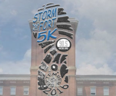WCBE's Storm The Fort 5K