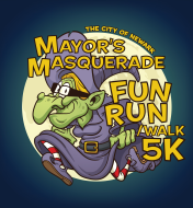 3rd Annual Mayor's Masquerade 5K Run/Walk
