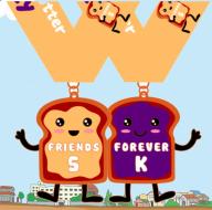 Friends Forever 5K