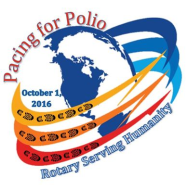 Pacing for Polio 5k