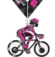 Black Girls Do Bike Pedal Powered Ride - A Virtual Bike Ride - Round 2