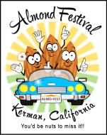 Kerman Almond Festival Scholarship Fun Run/Walk