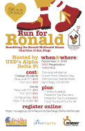 Run for Ronald 5K