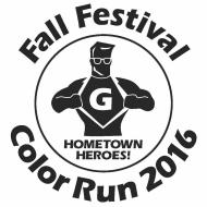 Goddard Fall Festival Color Run