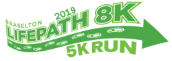 5th Annual Braselton Life Path 8K/5K Run/Walk