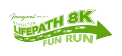 3rd Annual Braselton Life Path 8K/5K Run/Walk
