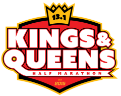 Kings & Queens Half Marathon / 4 Mile