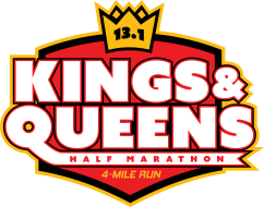 Kings and Queens Half Marathon / 4 Mile