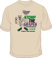 Stomp the Grapes 5k Run/Walk Turkey Trot Edition *