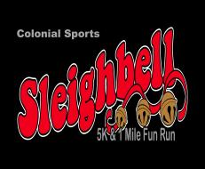 Colonial Sports Sleighbell 5K Run/Walk