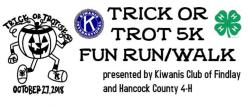 Trick or Trot 5K Walk/Run