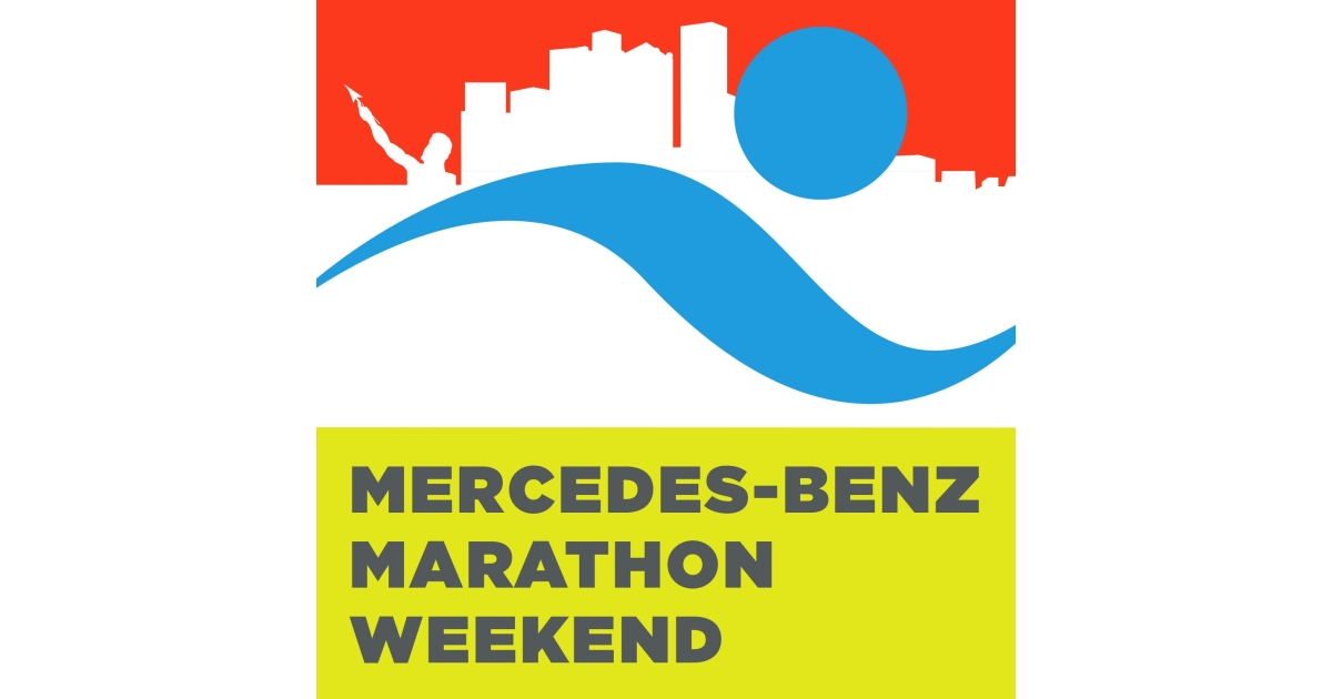 mercedes benz marathon weekend events