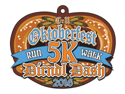 C-U Oktoberfest Dirndl Dash 5K Run & Walk
