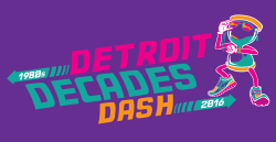 Detroit Decades Dash