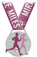 Miracle Miles - A PMG Awareness Virtual Run and Walk