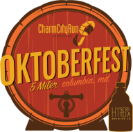 OKTOBERFEST 5 Miler sponsored by Hysteria Brewing Company