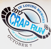 Venecia's Foundation 5K Crap Run 2017