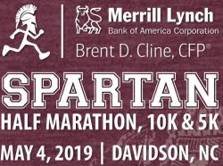 Spartan Half Marathon, 10K & 5K