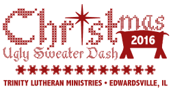 CHRISTmas Ugly Sweater Dash 5K