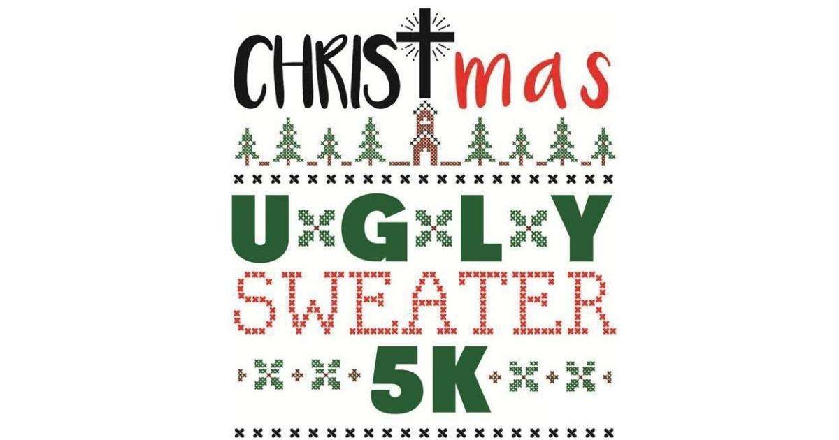 Ugly Christmas Sweater 5k Leclaire Ia 2021
