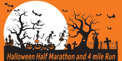Halloween Half Marathon and Freaky 4 Mile