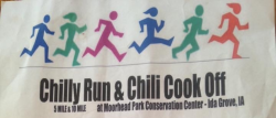 Chilly Run/Chili Cook-Off