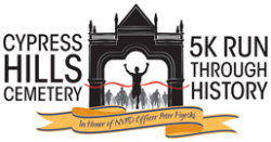 Cypress Hills Cemetery 5K Run Through History