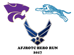 Blue Springs School District AFJROTC 5K Hero Run