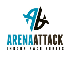 Arena Attack Indoor Race Series - Hartford Logo