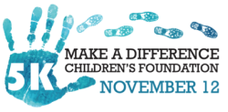Make a Difference Children's Foundation 5K and 1 Mile Fun Run