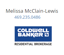 Melissa McClain-Lewis Realty - Coldwell Banker