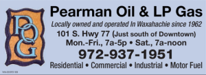 Pearman Oil & LP Gas