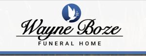 Wayne Boze Funeral Home