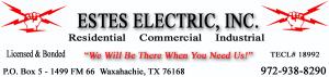Estes Electric Waxahachie