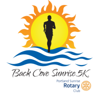 Back Cove Sunrise 5K