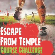 Escape From Temple - Zombie Challenge