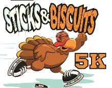 Sticks & Biscuits Thanksgiving Day 5K